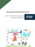 Dibujos para el Día del Libro 2012