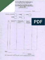 Term Paper Procedure
