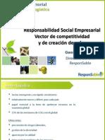 Responsabilidad Social Empresarial
