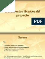 Documentos Tecnicos Del Proyecto (Piping)
