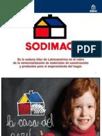 diapositiva sodimac