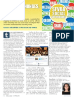 Facebook Changes, Again? VALLEY LAWYER April 2012