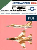 Aerodata International 16 General Dynamics F-16A Fighting Falcon
