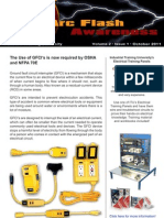Ground Fault Circuit Interrupters (GFCI's) Newsletter