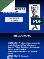 Os Classicos Da Sociologia Max Weber