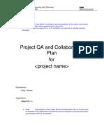 Project QA, Collab Plan
