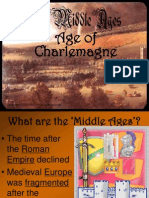Presentation 2 - Age of Charlemagne and Feudalism