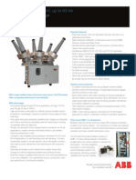 Disjuntor 123-160 kV - ABB