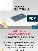 The E Tutor - Types of Quadrilaterals
