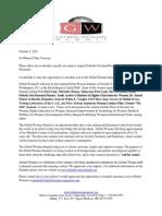 Global Woman Summit Introduction Finance Statement
