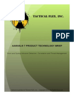 Tactical FLEX, Inc. Releases Aanval 7 SIEM and IDS Product Technology Brief