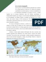 As Redes Sociais e o Ensino de Geografia