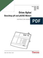 Medidor de Ph Orion 920a+