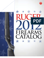 Ruger Firearms Catalog 2012