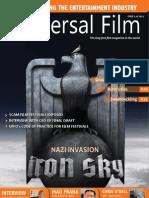 Universal Film Magazine Issue 1 of 2012
