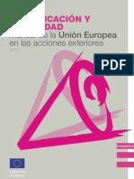 Manual de Comunicacion y Visibilidad de La Union Europea 2010