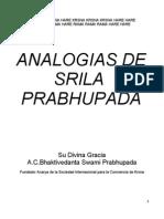 Analogías de Srila Prabhupada