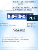 ifrs in india (banking)