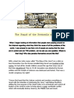 Fraud of the Protocols of Zion -Jesuit Connection Exposed