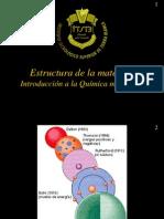 Unidad 1 Quimica Inorganica
