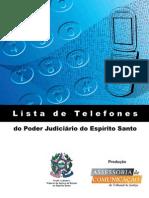 Lista Telefones Comarcas ES 2012