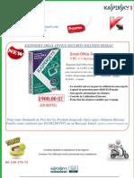1-Promotion Kaspersky Small Office 5 Pc Et 1