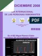 Dia Internacional de Las Personas Inmigrantes 18 de Diciembre