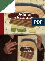 """EB1 Sobral Apresentação do conto """"Adoro chocolate"""""""