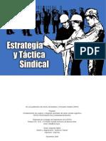 Estrategia y Táctica Sindical
