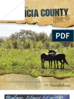 Welcome to Valencia County: 2012-13 Official Visitors Guide
