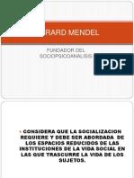 Gerard Mendel Exponer Con Daniel
