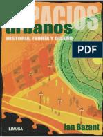 Libro Espacios Urbanos