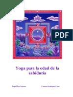 Yoga Para La Edad de La Sabiduria