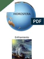 HIDROSFERA - Inorganica II