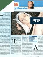 Hildebrandt - Vírgenes y liberales