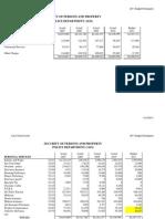 01 Book Police - 2011 Budget