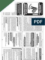 Nuevo Manual de Bolsillo del Pequeño Detenido