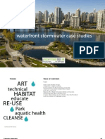 Waterfront Storm Water Case Studies