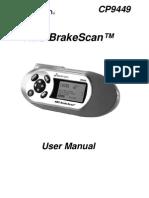 Actron CP9449 User Manual