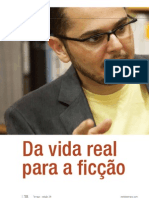 Entrevista com Roger Franchini - Revista Terraço