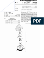 Anti-icing device for a gas pressure regulators (US patent 5810029)