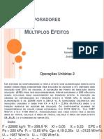 Evaporadores (1)