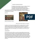 Recursos Culturales de Mexico