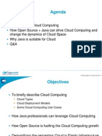 Cloud Computing With Open Source and Java