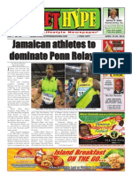 Street Hype Newspaper - April 19-30, 2012