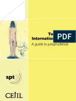 Torture Jurisprudence