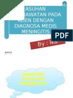 Pp Meningitis