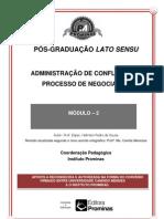ADMINISTRAÇÃO DE CONFLITOS E O PROCESSO DE NEGOCIAÇÃO--MÓDULO 2