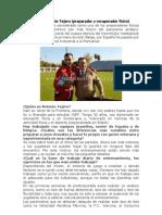 Entrevista a Antonio Tejero