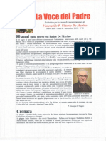 La Voce del Padre - Settembre 2009